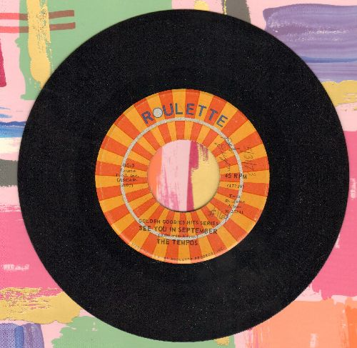 Tempos - See You In September/Boys Do Cry (early double-hit re-issue) - EX8/ - 45 rpm Records