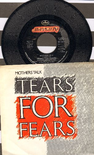 Tears For Fears - Mothers TalkSea Song (with picture sleeve) - NM9/NM9 - 45 rpm Records
