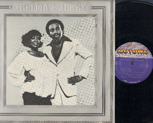 Houston, Thelma & Jerry Butler - Thelma & Jerry: Let's Get Together, Joy Inside My Tears, Love So Right, And You've Got Me (vinyl LP record) - NM9/VG7 - LP Records