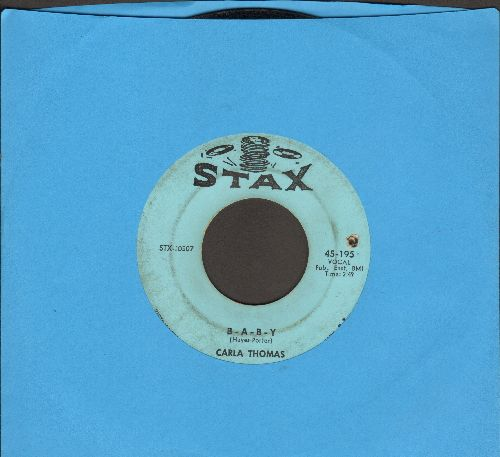 Thomas, Carla - B-A-B-Y/What Have You Got To Offer Me (bb) - VG7/ - 45 rpm Records