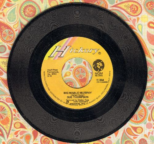 Thompson, Sue - Big Mable Murphy/Big Daddy - M10/ - 45 rpm Records