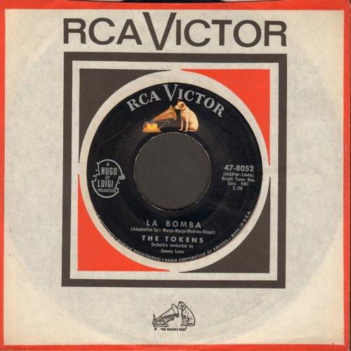 Tokens - La Bomba/A Token Of Love  - EX8/ - 45 rpm Records