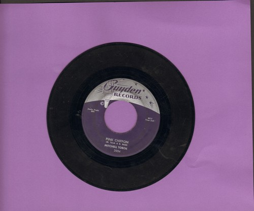 Torok, Mitchell - Pink Chiffon/What You Don't Know  - EX8/ - 45 rpm Records