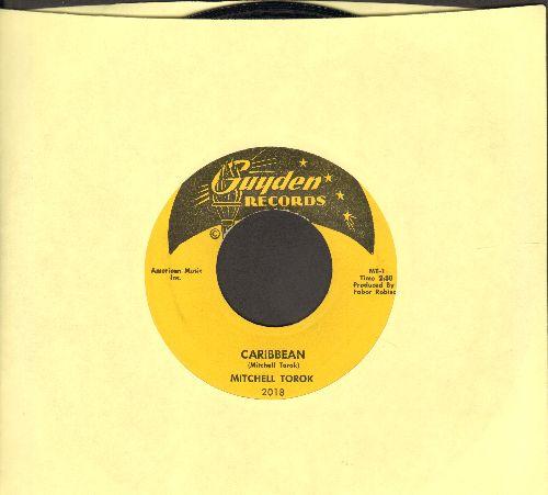 Torok, Mitchell - Caribbean/Hootchy Kootchy Henry - EX8/ - 45 rpm Records