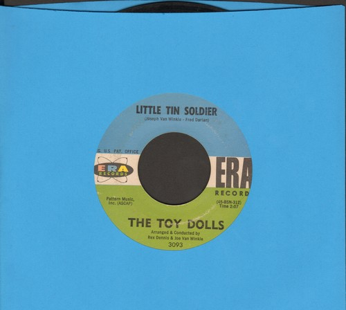 Toy Dolls - Little Tin Soldier/Fly Away - VG6/ - 45 rpm Records