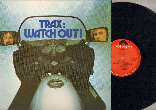 Trax - Watch Out!: Watch Out For The Boogie Man! (14:26 Extended Disco Version)/Breathless (5:08)/Any Way You Want It (5:24)/Dance (6:01) (vinyl STEREO LP record) - NM9/NM9 - LP Records