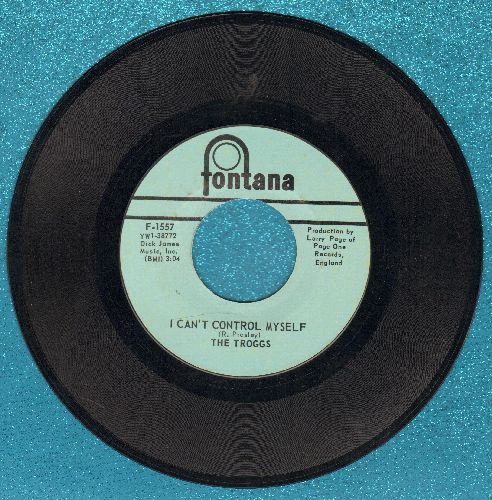 Troggs - I Can't Control Myself/Gonna Make You - EX8/ - 45 rpm Records
