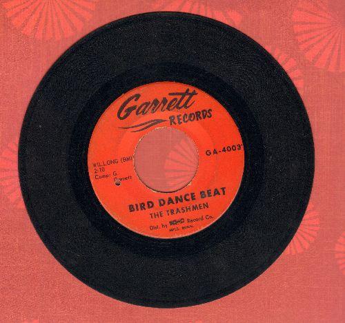 Trashmen - Bird Dance Beat/A-Bone (bb) - VG7/ - 45 rpm Records
