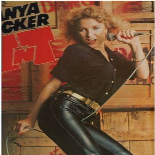 Tucker, Tanya - TNT: Texas (When I Die), Heartbreak Hotel, Brown Eyed Handsome Man, It's Nice To Be With You (vinyl STEREO LP record, gate-fold cover first issue) - NM9/NM9 - LP Records