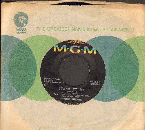 Turner, Spyder - Stand By Me/You're Good Enough For Me (MINT condition with MGM company sleeve) (bb) - M10/ - 45 rpm Records
