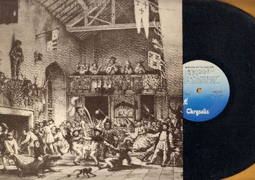 Jethro Tull - Minstrel In The Gallery: Requiem, Black Satin Dancer, Baker Street Muse (vinyl LP record) - NM9/EX8 - LP Records