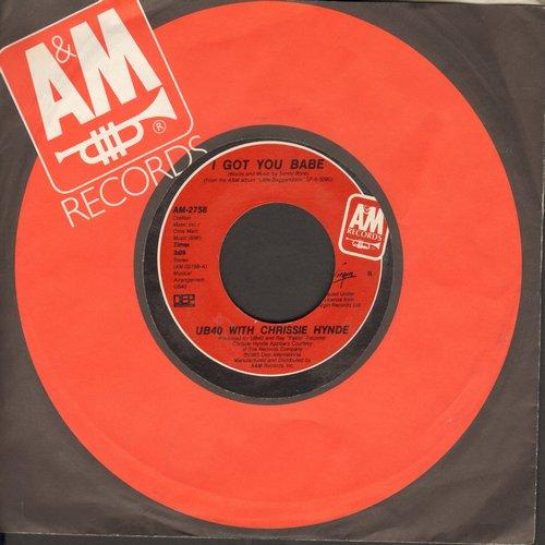 UB40 - I Got You Babe/Komo A Go Go - NM9/ - 45 rpm Records