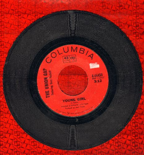 Union Gap - Young Girl/I'm Losing You  - VG7/ - 45 rpm Records