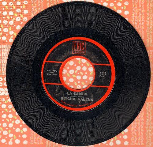 Valens, Ritchie - La Bamba/Donna (re-issue) - NM9/ - 45 rpm Records