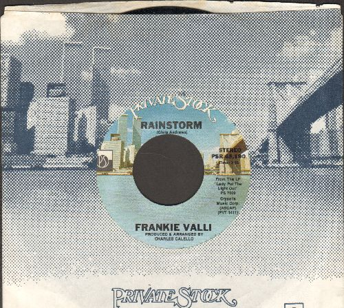 Valli, Frankie - Rainstorm/I Could Have Loved You (with company sleeve) - NM9/ - 45 rpm Records