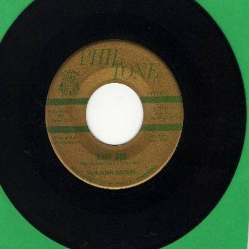 Van Dorn Sisters - Baby Roo (FANTASTIC Vintage Girl-Sound!)/Longing For You (minor wol) - EX8/ - 45 rpm Records