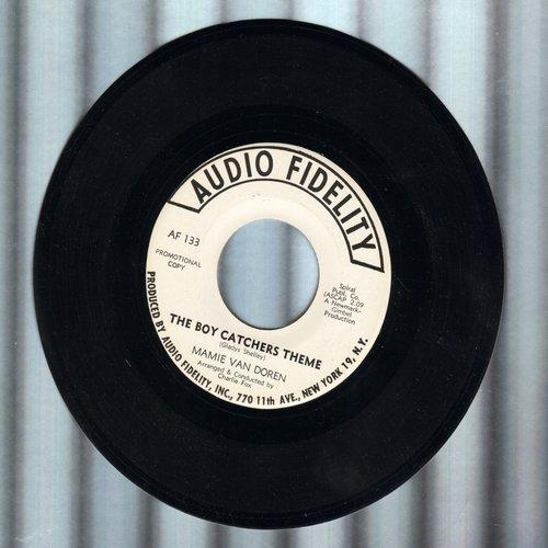 Van Doren, Mamie - The Boy Catchers Theme/Cabaret (sol) - EX8/ - 45 rpm Records