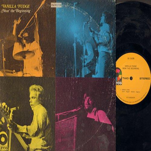 Vanilla Fudge - Near The Beginning: Shotgun, Some Velvet Morning, Where Is Happiness, Break Song (vinyl STEREO LP record) - EX8/VG7 - LP Records