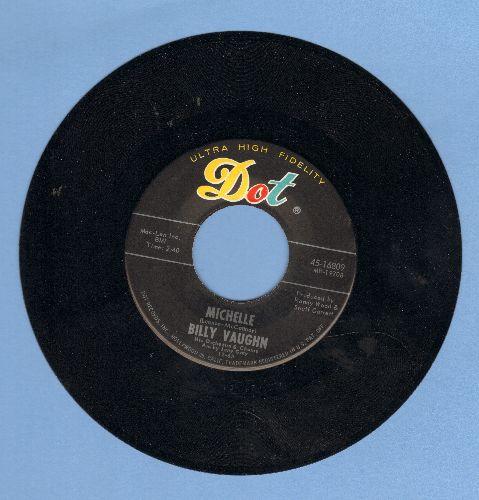 Vaughn, Billy & His Orchestra - Michelle/Elaine - EX8/ - 45 rpm Records