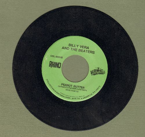 Vera, Billy & The Beaters - Peanut Butter/At This Moment (double-hit re-issue) - VG7/ - 45 rpm Records