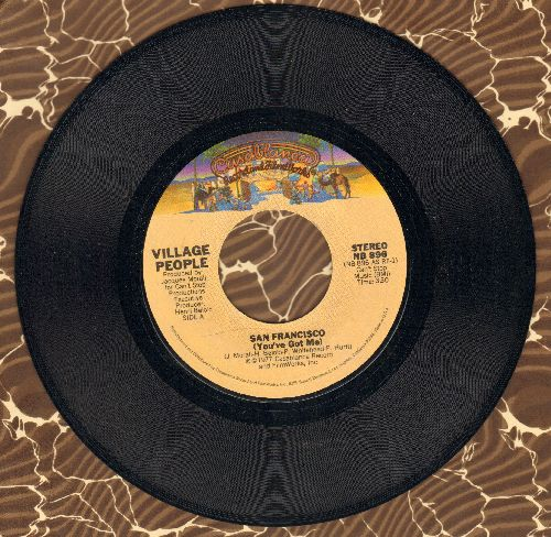 Village People  - San Francisco (You've Got Me)/Village People - M10/ - 45 rpm Records