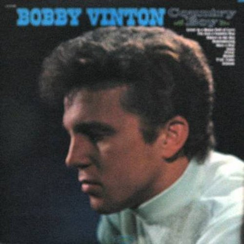 Vinton, Bobby - Country Boy: Riders In The Sky, Crazy, Detour, I'm Just A Country Boy (vinyl MONO LP record) - EX8/EX8 - LP Records