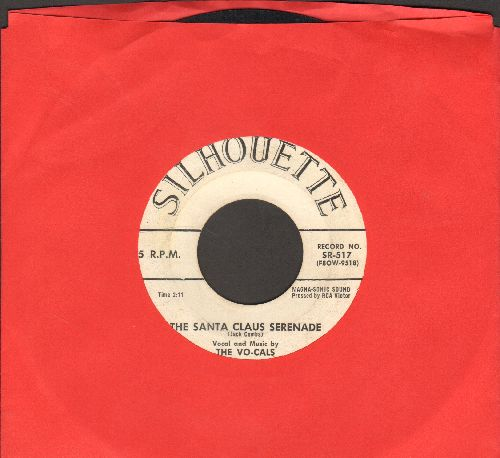 Vo-Cals - The Santa Claus Serenade/Wild Honey (DJ advance pressing) - VG6/ - 45 rpm Records