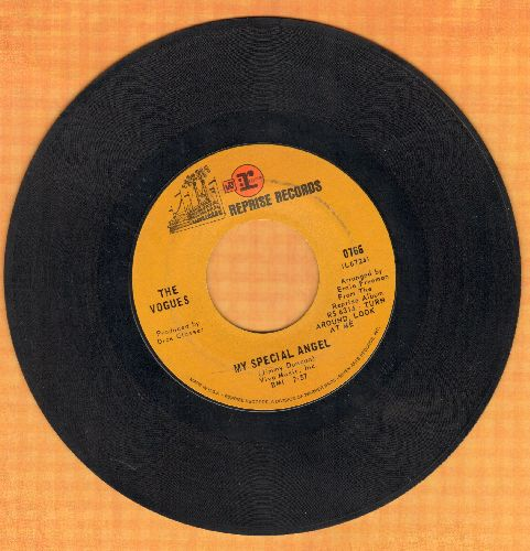 Vogues - My Special Angel/I Keep It Hid  - EX8/ - 45 rpm Records