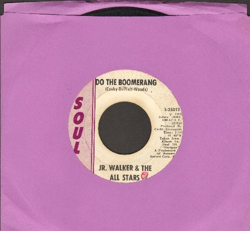 Walker, Jr. & The All Stars - Do The Boomerang/Tune Up - VG7/ - 45 rpm Records