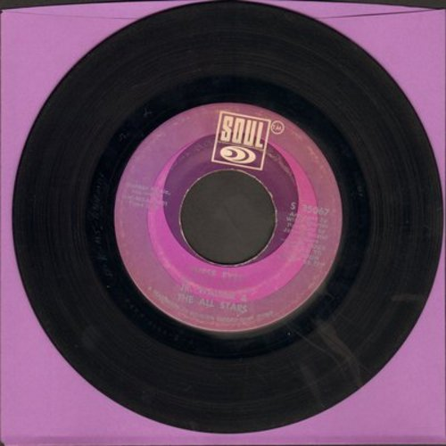 Walker, Jr. & The All Stars - These Eyes/I've Got To Find A Way To Win Maria Back (bb) - EX8/ - 45 rpm Records