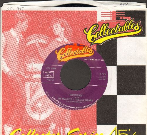 Walker, Jr. & The All Stars - Shotgun/Do The Boomerang (double-hit re-issue with company sleeve) - M10/ - 45 rpm Records