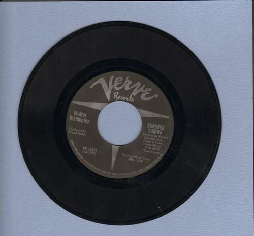 Wanderley, Walter - Summer Samba/Call Me - EX8/ - 45 rpm Records