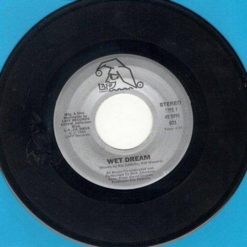 Addotta, Kip - Wet Dream/Live Stand-Up - NM9/ - 45 rpm Records