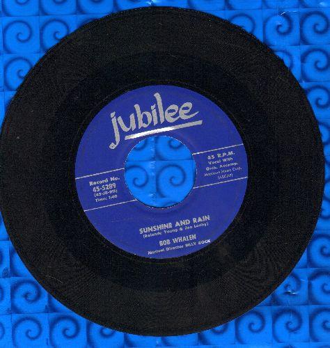 Whalen, Bob - Sunshine And Rain/Me And My Imagination - EX8/ - 45 rpm Records