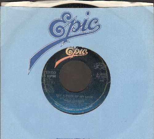 Wild Cherry - Try A Piece Of My Life/Take Me Back (with Epic company sleeve) - EX8/ - 45 rpm Records