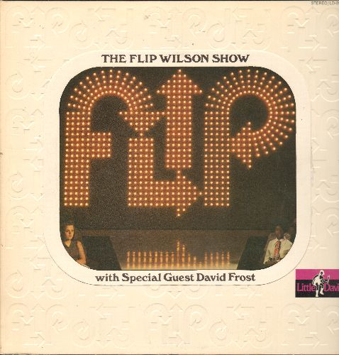 Wilson, Flip - The Flip Wison Show: Gerladine Visits David Frost, Muhammad Ali, Reverend Leroy, more! (vinyl STEREO LP record) - NM9/EX8 - LP Records