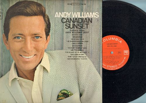 Williams, Andy - Canadian Sunset: Dreamsville, Lonely Street, Hawaiian Wedding Song, Bilbao Song, Summer Love (vinyl STEREO LP record) - NM9/NM9 - LP Records