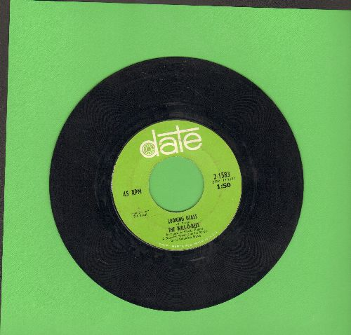 Will-O-Bees - Looking Glass/It's Not Easy - EX8/ - 45 rpm Records