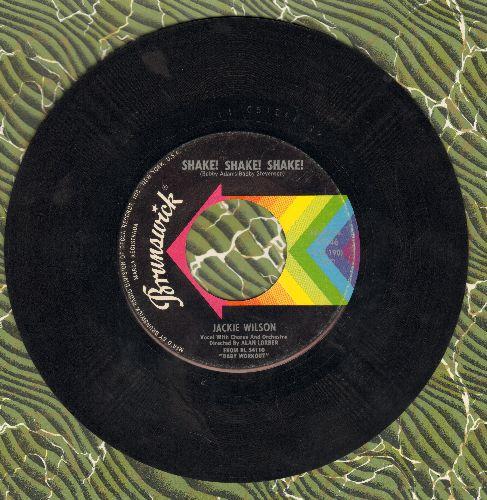 Wilson, Jackie - Shake! Shake! Shake!/He's A Fool - EX8/ - 45 rpm Records