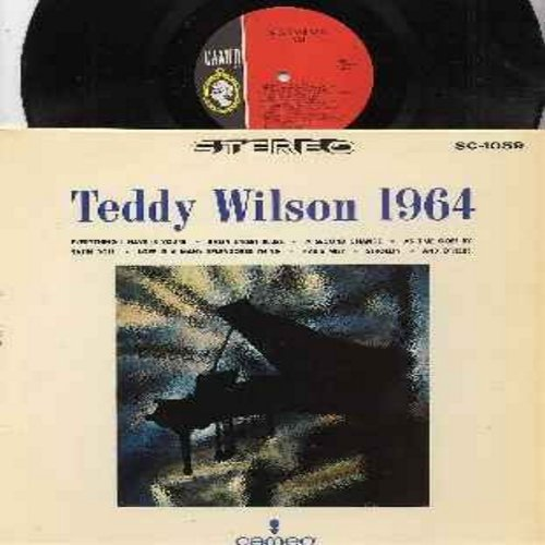 Wilson, Teddy - Teddy Wilson 1964: Basin Street Blues, As Time Goes By, Strollin', How High The Moon, Love Is A Many-Splendored Thing (vinyl STEREO LP record, NICE condition!) - M10/NM9 - LP Records