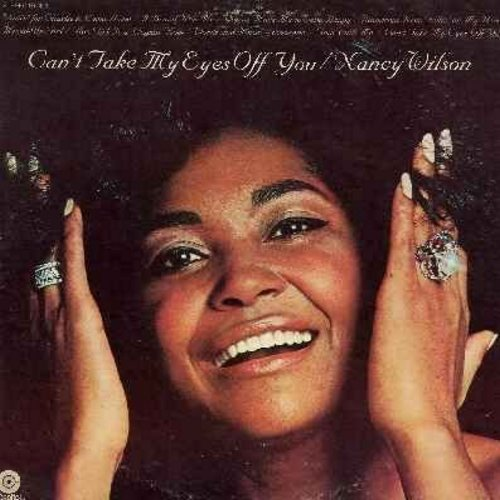 Wilson, Nancy - Can't Take My Eyes Off You: Raindrops Keep Falling On My Head, You've Made Me So Very Happy, A Brand New Me, Waitin' For Charlie To Come Home (vinyl STEREO LP record) - NM9/VG7 - LP Records