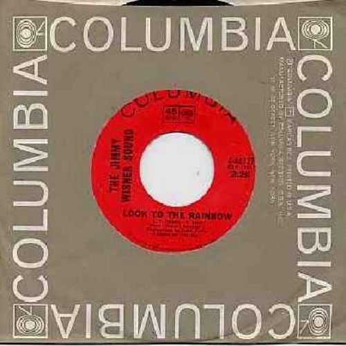 Wisner, Jimmy Sound - Look To The Rainbow/A Time For Us (The Broadway Classics in BEAUTIFUL Harmonica Sound!) (with Columbia company sleevez) - M10/ - 45 rpm Records