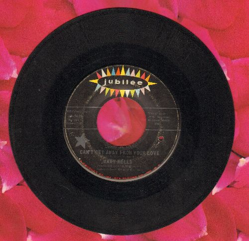 Wells, Mary - Can't Get Away From Your Love/Woman In Love (bb) - VG7/ - 45 rpm Records