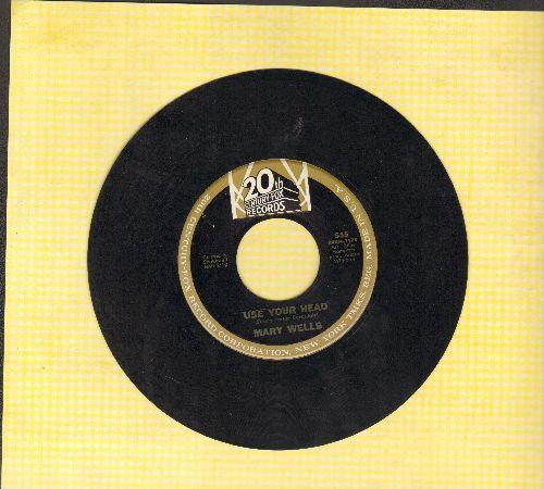 Wells, Mary - Use Your Head/Everlovin' Boy - EX8/ - 45 rpm Records