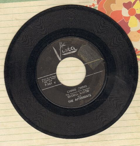 Wood, Gloria - Ching Ching/Doo Dee Doop Doop - G5/ - 45 rpm Records