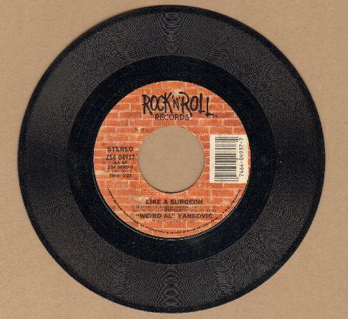 Yankovic, Weird Al - Ricky/Buckingham - EX8/ - 45 rpm Records