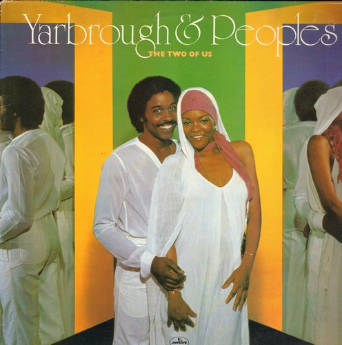 Yarbrough & Peoples - The Two Of Us: Don't Stop The Music (7:19 minutes Extended Disco Version), Third Degree, You're My Song, Easy Tonight (with STEREO LP record) - EX8/EX8 - LP Records