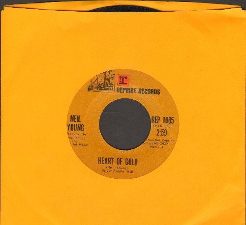 Young, Neil - Heart Of Gold/Sugar Mountain - EX8/ - 45 rpm Records