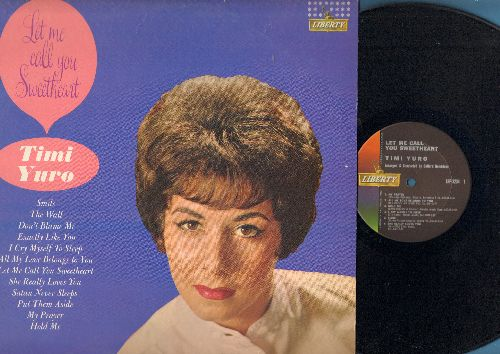 Yuro, Timi - Let Me Call You Sweetheart: Smile, My Prayer, The Wall, Don't Blame Me, Exactly Like You (vinyl MONO LP record) - NM9/NM9 - LP Records