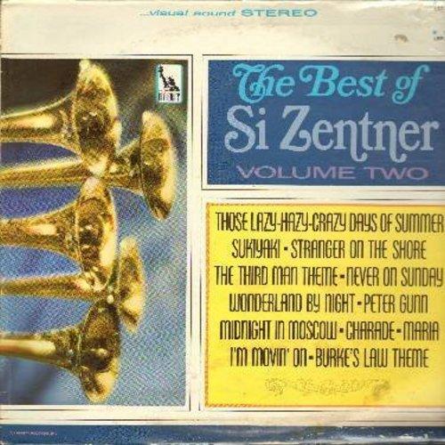 Zentner, Si - The Best Of Si Zentner Volume Two: Sukiyaki, Burke's Law, Peter Gunn, The Third Man Theme, Stranger On The Shore (vinyl STEREO LP record) - NM9/VG7 - LP Records